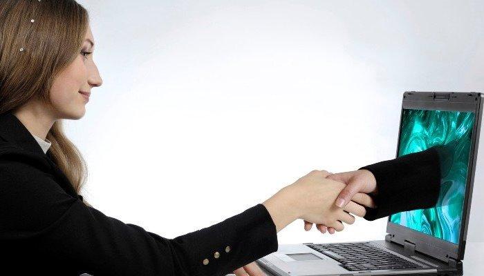 Общение онлайн